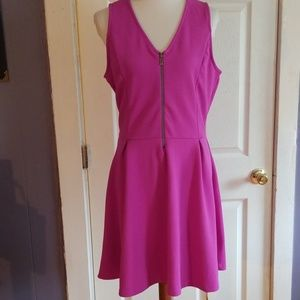 Attention Fit and Flare Dress Size XL